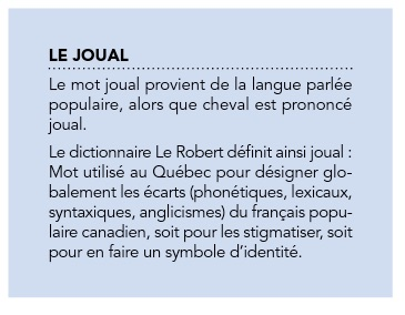 Le joual